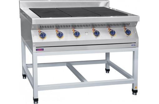 Плита электрическая Abat ЭПК-67П, фото — «Реклама Симферополя»