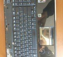 Нижняя корпусная часть ноута HP DV6-1211er\ идеал - Запчасти для ноутбуков в Евпатории