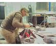 Производство креплений (пристёжки) для башенного крана. Аренда монтажных кранов, фото — «Реклама Севастополя»