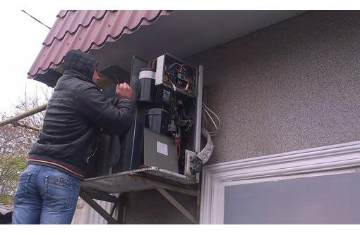 Монтаж, ремонт, обслуживание кондиционеров в Феодосии – «Спец-Климат». Быстро и качественно! - Кондиционеры, вентиляция в Феодосии