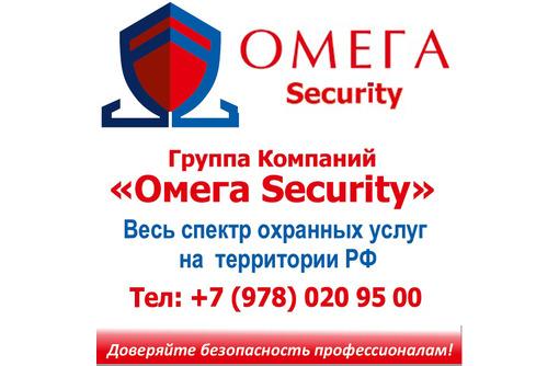 ОМЕГА СЕКЬЮРИТИ - пультовая охрана,видеонаблюдение, пожарная сигнализация, домофоны., фото — «Реклама Севастополя»