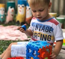 Детский сад в Симферополе – «Матрешки»: открыты для каждого малыша! - Детские развивающие центры в Крыму