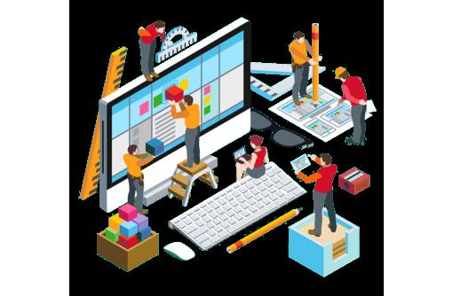 Создаю сайты на CMS WordPress качественно и в срок! - Реклама, дизайн, web, seo в Севастополе