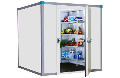 Холодильные Камеры - Промышленные. Камеры Шоковой Заморозки., фото — «Реклама Севастополя»