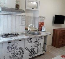 Уютная однокомнатная квартира в частном доме - Аренда квартир в Черноморском