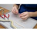 Сборка ювелирных украшений из жемчуга на дому - Без опыта работы в Джанкое