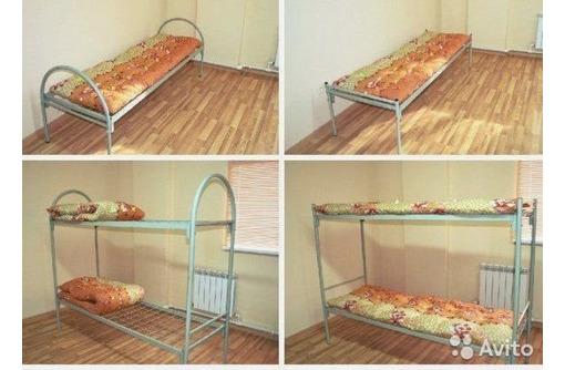 Металлические армейские кровати, фото — «Реклама Армянска»