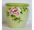 Распродажа керамических горшков для цветов в связи с закрытием склада керамики - Саженцы, растения в Севастополе
