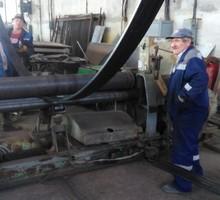 Гиб до 12мм 3м , рубка до 28мм 3м, сварка вальцовка листового металла профильной трубы уголка. - Металлические конструкции в Севастополе