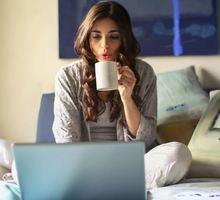 Онлайн менеджер в развивающуюся компанию - Работа на дому в Белогорске