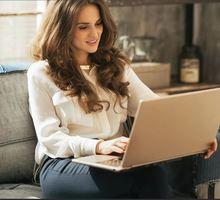 Работа в интернете с официальным доходом - Частичная занятость в Алуште