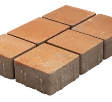 """Тротуарная плитка """"Сиена"""" толщ. 60 мм - Кирпичи, камни, блоки в Симферополе"""