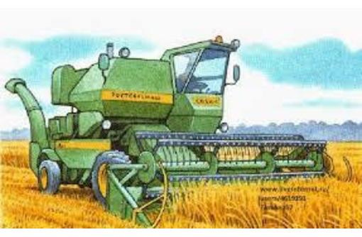 С. ароматное. требуются:  комбайнер - Сельское хозяйство, агробизнес в Белогорске