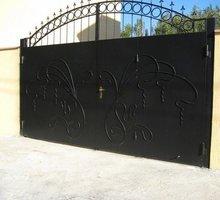 Ворота гаражные, дворовые и откатные в Приморском – высокое качество от производителя! - Металлические конструкции в Приморском