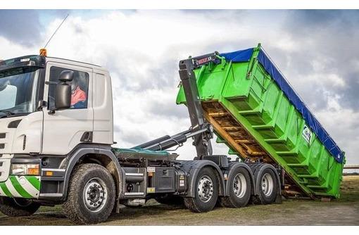 Вывоз строительного мусора в Севастополе – ответственность, аккуратность, доступные цены! - Вывоз мусора в Севастополе