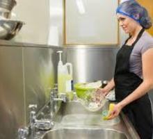 На круглогодичную работу в частную гостиницу (Новый Свет, Судак) требуются: Мойщик посуды - Бары / рестораны / общепит в Феодосии