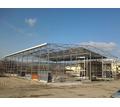 Производство и монтаж металлических каркасов для зданий. - Строительные работы в Крыму