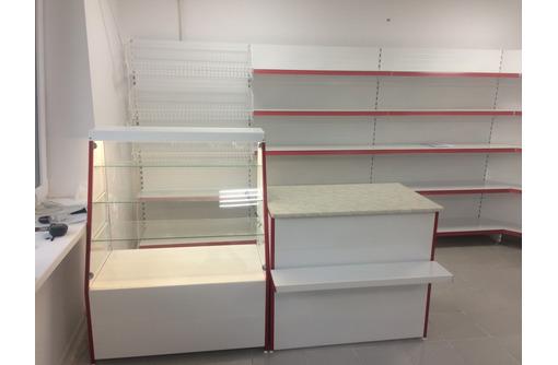 Стеллажи металлические торговые, складские, архивные - Продажа в Севастополе