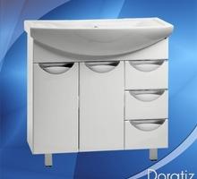 """Тумба """"Афина 80"""" под умывальник """"Балтика 80"""". Мебель для ванной Doratiz.Опт от 20 тыс от производ-ля - Мебель для ванной в Джанкое"""