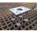 Металлоконструкции: закладные детали. Гиб 12 мм-3м  , рубка 28 мм-3м , сварка и газорезка. - Металлические конструкции в Севастополе