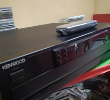 CD-дека Kenwood DP-R4090 - Музыкальные центры и магнитолы в Евпатории