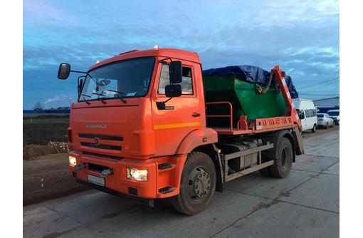 Вывоз и утилизация строительных отходов, установка контейнеров в Форосе - ООО «Био-партнер». - Вывоз мусора в Форосе