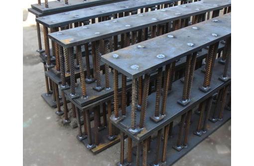 Металлоконструкции: закладные детали. Металлообработка: руб, гибка, сверловка, сварка - Металлические конструкции в Севастополе