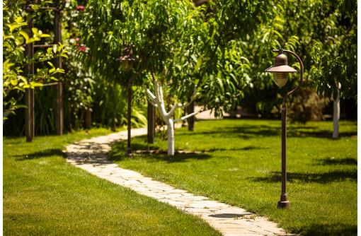 Ландшафтный дизайн в Крыму: проектирование, реализация, уход. В подарок ролик к каждому проекту - Ландшафтный дизайн в Севастополе