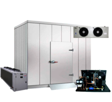 Агрегаты Холодильные для Овощехранилищ Камер Холодильных - Продажа в Бахчисарае