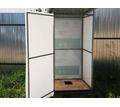 Кабина дачного туалета - Ландшафтный дизайн в Керчи