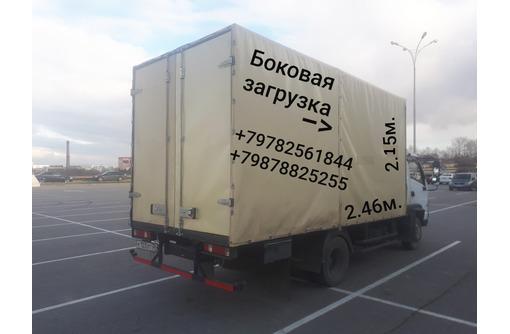 Грузоперевозки по Севастополю и Крыму - Грузовые перевозки в Севастополе