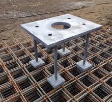 Металлоконструкции: закладные детали, нестандартные металлоконструкции. Гиб,рубка, сварка и резка. - Металлические конструкции в Севастополе