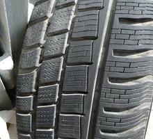 Колеса в комплекте , бренд Англия -DMACK Winter Logic - 215/65 R16 - Для легковых авто в Севастополе