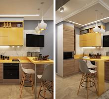 Дизайн проект квартиры в Симферополе. 1500 руб/м2. Опытный и ответственный дизайнер. Примеры работ - Дизайн интерьеров в Симферополе