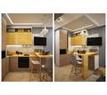 Дизайн проект квартиры в Симферополе. 1500 руб/м2. Опытный и ответственный дизайнер. Примеры работ - Дизайн интерьеров в Крыму