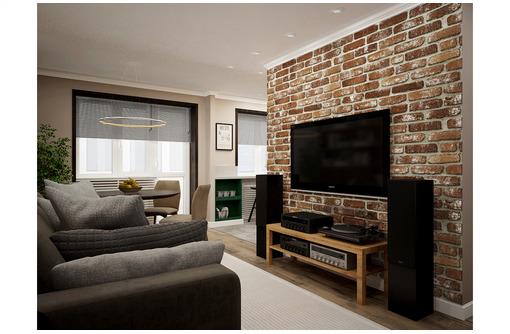 Дизайн проект интерьера дома, квартиры 1500 руб.м.кв. Скидки, звоните, узнавайте о текущих акциях - Дизайн интерьеров в Красноперекопске