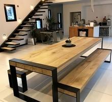Мебель ЛОФТ от производителя - Мебель на заказ в Симферополе