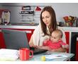 Дополнительный доход для мам в декрете и домохозяек, фото — «Реклама Алупки»