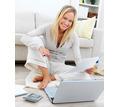Менеджер прямых продаж в интернете - Работа на дому в Коктебеле
