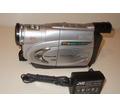 Японская видеокамера JVC модель GR-FX17E - Видеокамеры в Севастополе