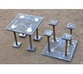 Металлоконструкции: закладные детали, армокаркасыГиб до 10мм , рубка до 25 мм, сварка и резка. - Металлические конструкции в Симферополе