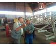 Строительные услуги: металлические каркасы одноэтажных зданий, свайные  каркасы, закладные ..., фото — «Реклама Севастополя»