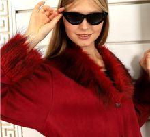 Легкое стильное пальто кардиган - Женская одежда в Феодосии