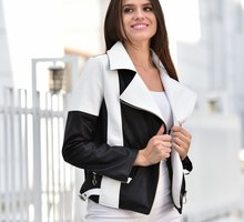 Куртка косуха - Женская одежда в Ялте