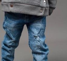 Джинсы на мальчиков - Одежда, обувь в Ялте