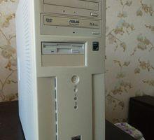Рабочий компьютер (системный блок в сборе) - Настольные компьютеры в Симферополе