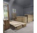 Мебельный щит дуб от производителя. 20, 30 и 40 мм. Подстолья: металл, дерево. Обработка - Пиломатериалы в Севастополе
