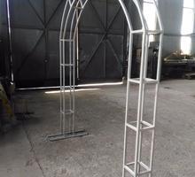 Нестандартные металлоконструкции. Гиб до 10мм , рубка до 25 мм, сварка сверловка, резка. - Металлические конструкции в Севастополе