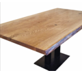 Столешница массив дуба- изготовление, обработка: резка,шлифовка, покрытие элитным бельгийским маслом - Мебель для кухни в Севастополе