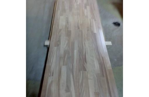 Столешница массив дуба- изготовление, обработка. Из знаменитого Майкопского дуба - Мебель для кухни в Саках